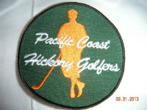 Hickory Golf, Pacific Coast Hickory Golfers