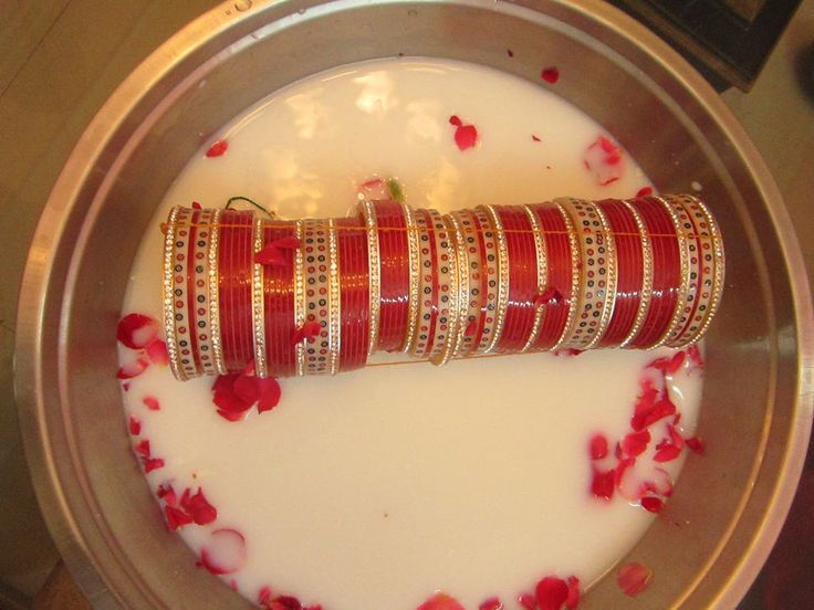 Bridal Chudha for bridal wear. #chudha #bride #indian #wedding