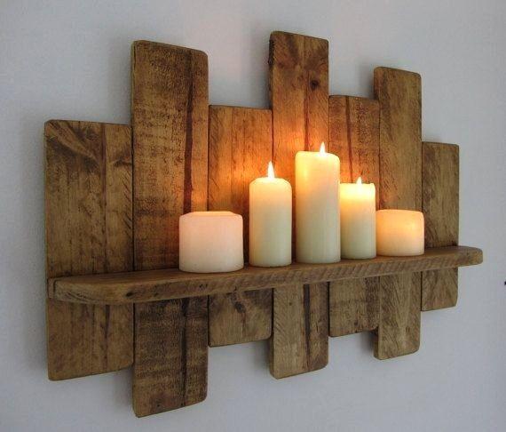 Wanddeko Wohnzimmer Mbelideen Messe Wanddeko Holz …