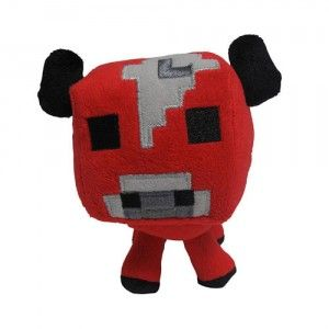 Minecraft Overworld Baby Mooshroom
