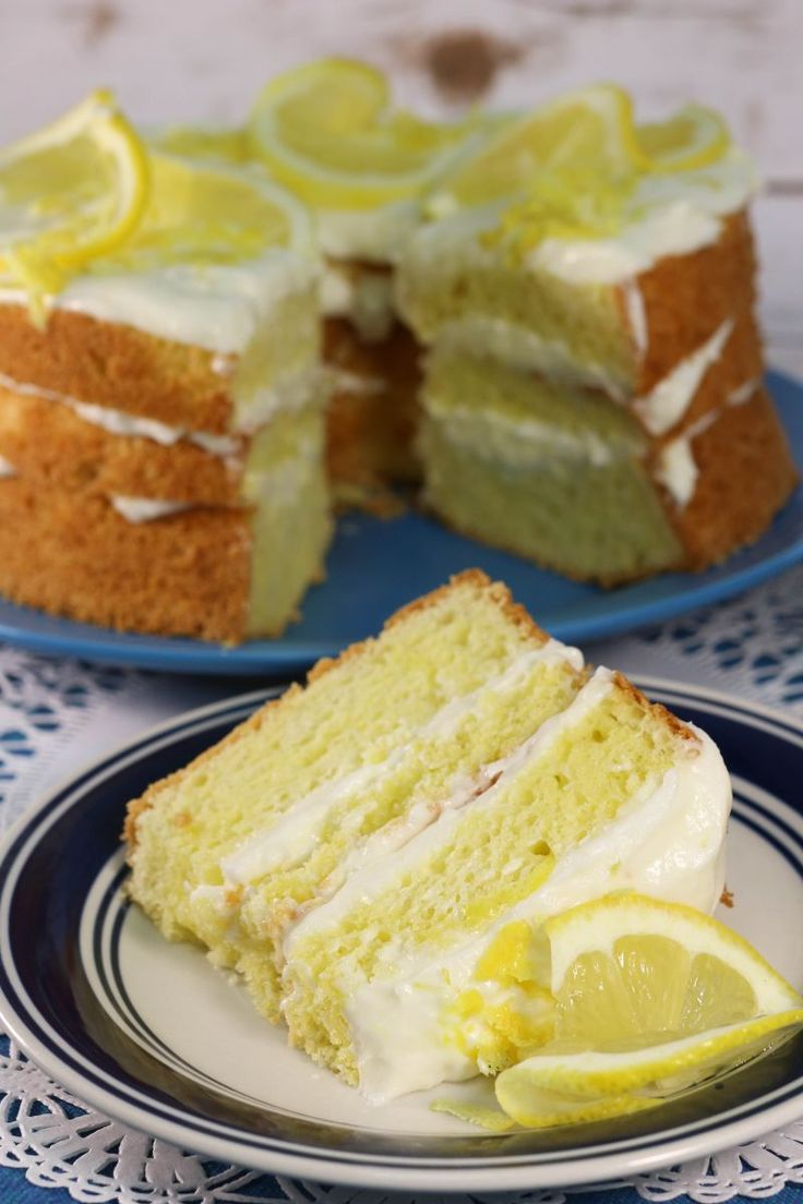 Just like olive garden 39 s lemon cream cake recipe cakes - Olive garden lemon cream cake recipe ...