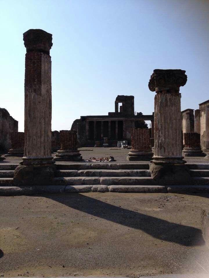 Scavi di Pompei #Campania
