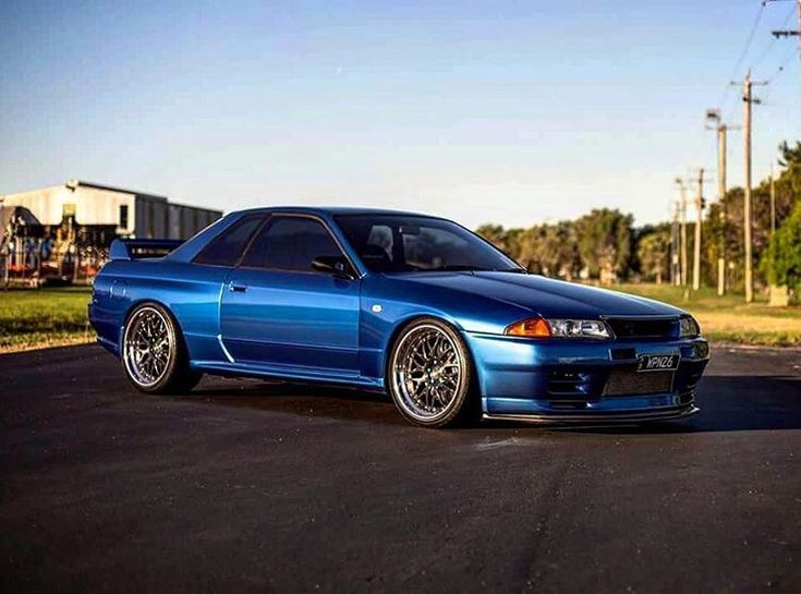 The Nissan R32 Skyline Gtr Is The Ultimate Dream Machine