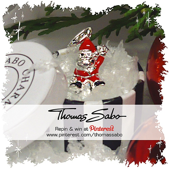 One lucky winner will be drawn on December 7th, 2012! Important: Your facebook or twitter account must be linked to your Pinterest profile! Terms and conditions: images.thomassabo...