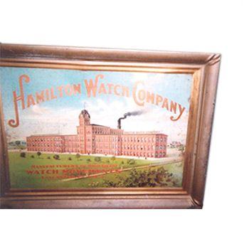 Hamilton Watch Company Sign | Collectors' Concerns | Kovels Komments | Kovels.com