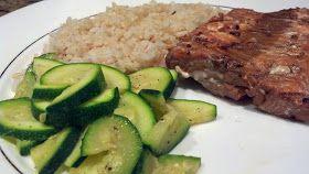 Queen Cuisine : Firecracker Grilled Salmon