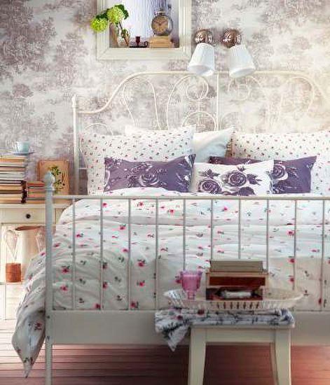2012 ikea yatak odası dekorasyonları