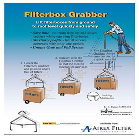 Hvac Filter Box Grabber A 'Must-Have' Tool for All Hvac Maintenance Technicians!