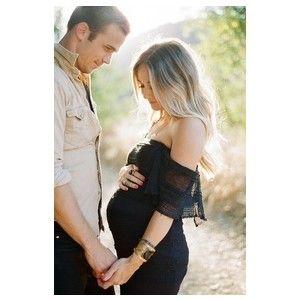 Des idées de photos pour femmes enceintes ! 5