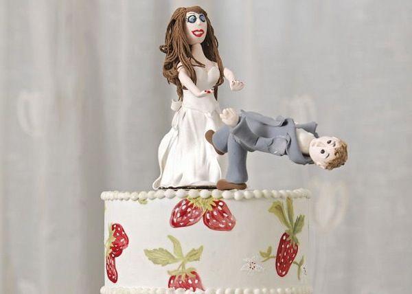 noivinho de bolo