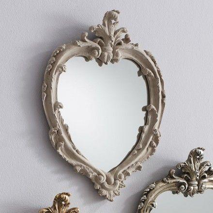 Trafford Clay Mirror
