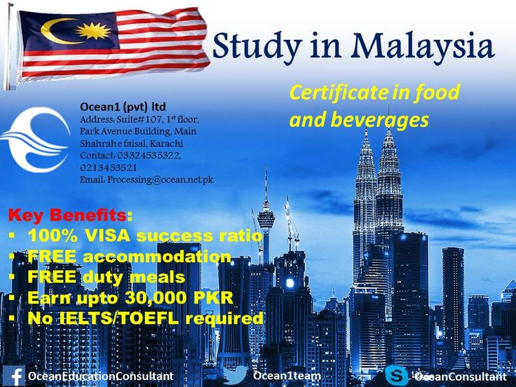 Make Career in Hotel Industry in Malaysia! STUDY + PAID