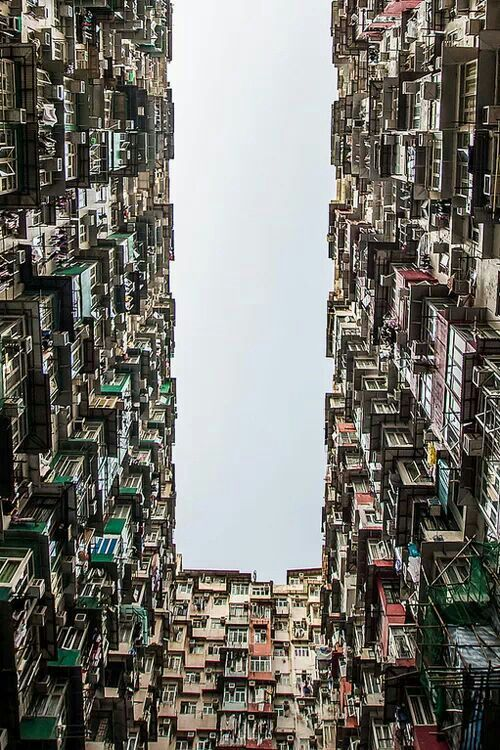 Les villes : les conséquences de la Surpopulation.