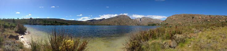 A Beautiful dam in Ceres