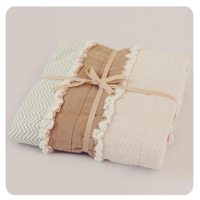 Cami Cot Blanket