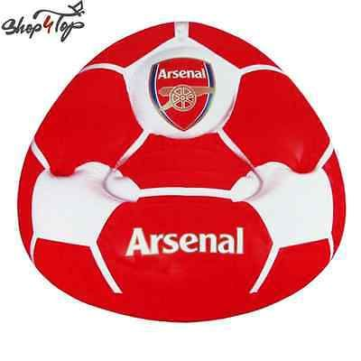 Arsenal #official #football soccer club team fc inflatable #chair kids cup holder,  View more on the LINK: 	http://www.zeppy.io/product/gb/2/171898137116/
