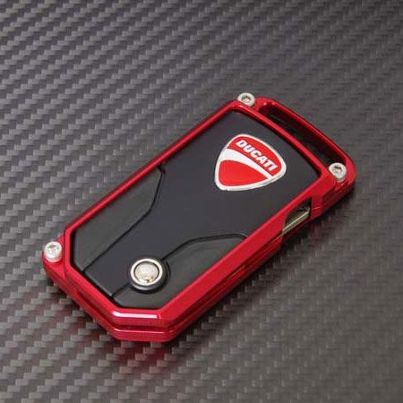 Ducati Diavel/Multistrada Smart Key Cover $98