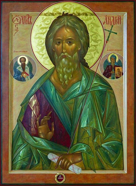 St. Apostle Andrew