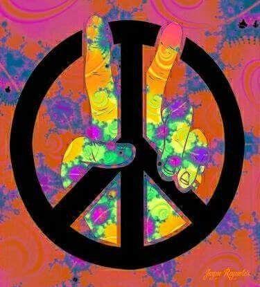 Peace Sign Art by Jayne Reynolds ☮️
