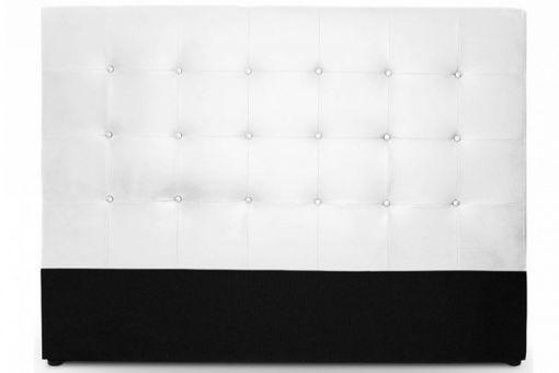 Declik Deco Tête de Lit Capitonnée 160Cm Cocoon Blanc 179,50€                                                                                                                                                                                 Plus