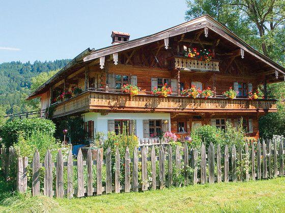 #Ammergauer Alpen #Bavaria #Germany