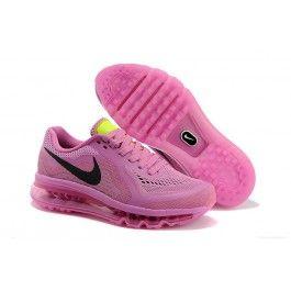 purchase cheap 3f565 9073c ... ireland nike air max 2014 rosa schwarz frauen 25a02 94253