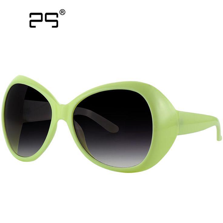 Women's Vintage Sunglasses Brand Designer Large Round Glasses Oculos Outdoor & Sports UV400 Eyewear & Accessories SG1