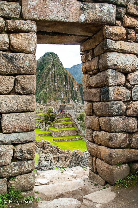 Machu Picchu is one of  many Peru tourist attractions.