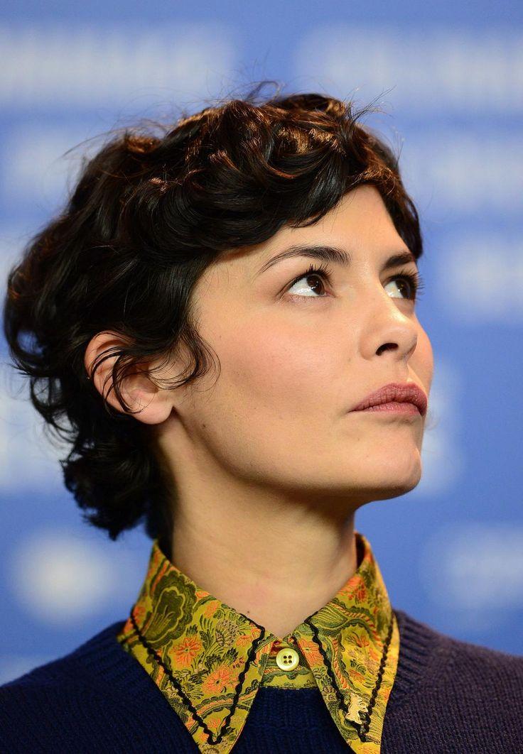 Audrey Tautou at the Berlinale 2015 , copyright Oskar Belategui