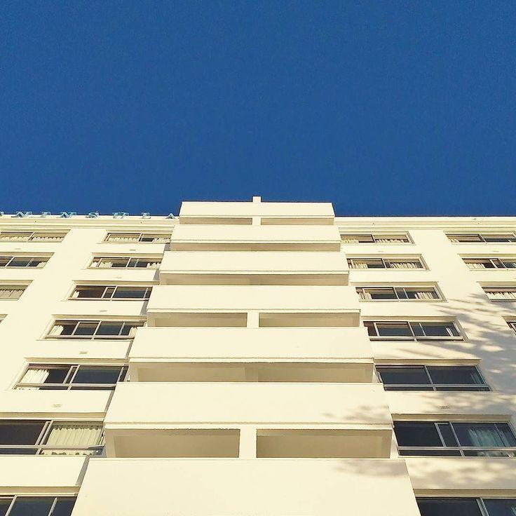 Today. Yeah winter in Cape Town.  #sky #symmetry #capetown #peninsula #chill #weekend #contemplate #shinji