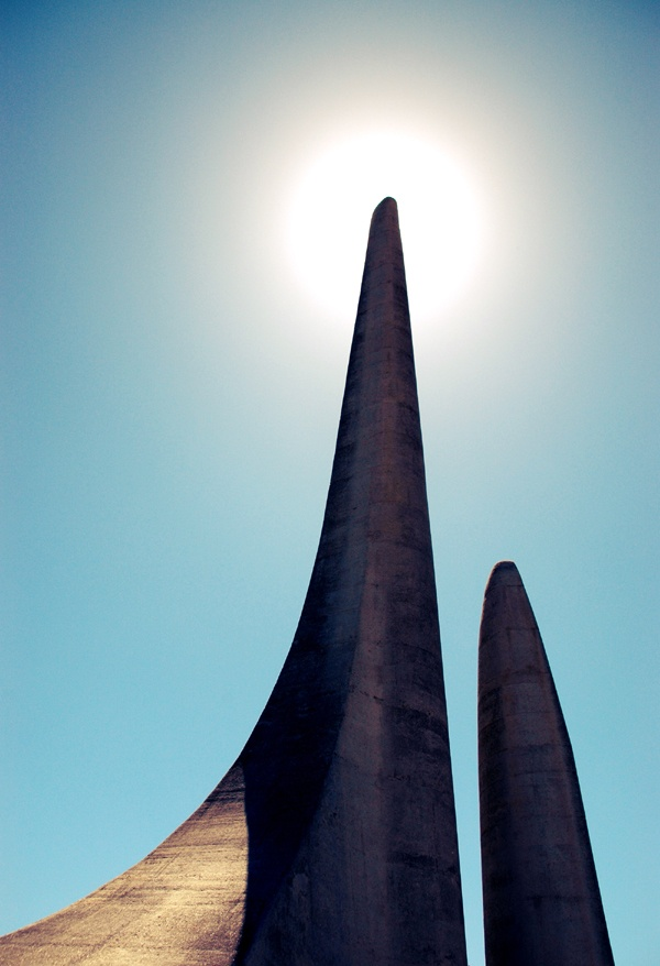Taalmonument, Paarl (Foto: Robin Brown)