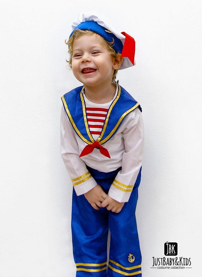 CCE01 Denizci Tayfa Kostumu Just Baby & Kids - Bebek ve Çocuk Giyim #denizcikostüm #denizci #minik #erkek kostüm #bebekkostum #bebekdenizci #costume #sailor #sailorcostume #boutique #babycostume # twinkle #justbabyandkids