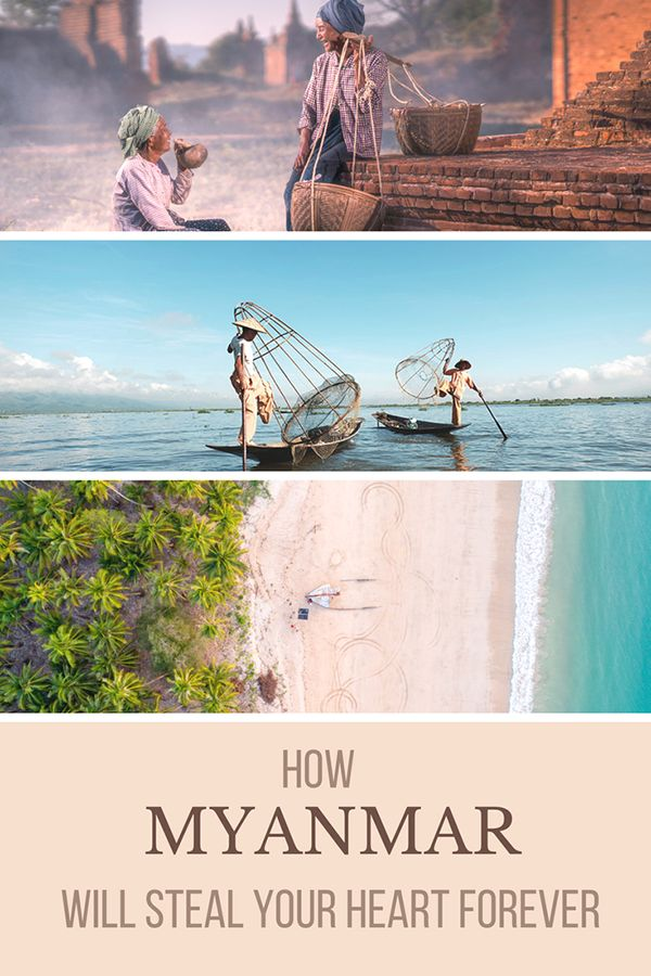 8 reasons why a trip to Myanmar will steal your heart forever. { Myanmar travel }