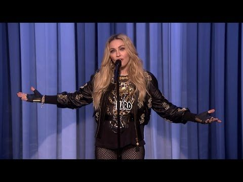 Madonna's Stand-Up on 'The Tonight Show' Reveals Just How Poorly Female Comics Are Treated
