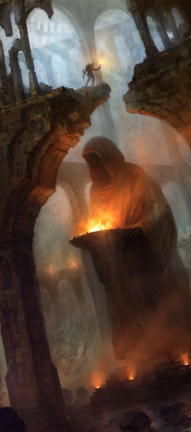 Concept Art? This is cool but I dont know what it's from or for...