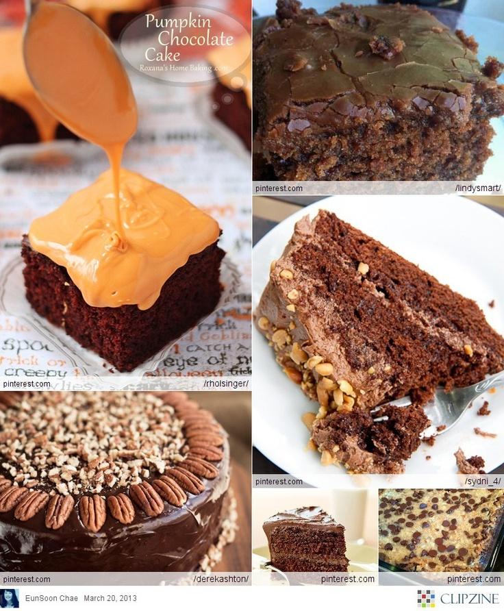 Chocolate Magic Cake