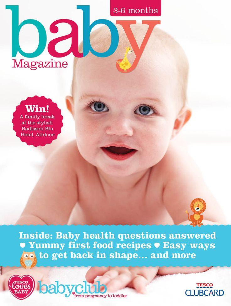 Baby Magazine (3-6m stage)