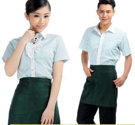 waiter staff uniforms for unisex $2~$10