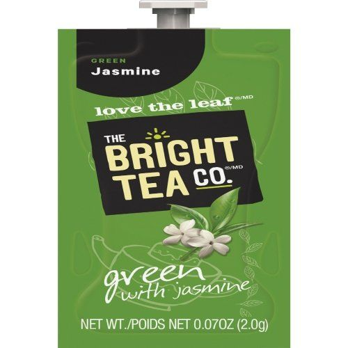 Mars Drinks Bright Tea Co Green Tea w/ Jasmine ** To view further for this item, visit the image link. (This is an affiliate link and I receive a commission for the sales)