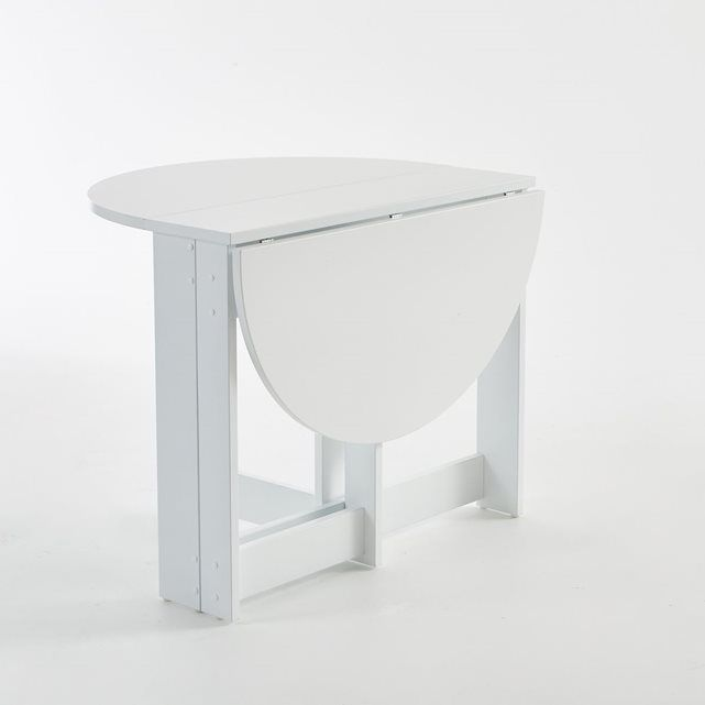 Best 25 table ronde pliante ideas only on pinterest for Table pliante gain de place