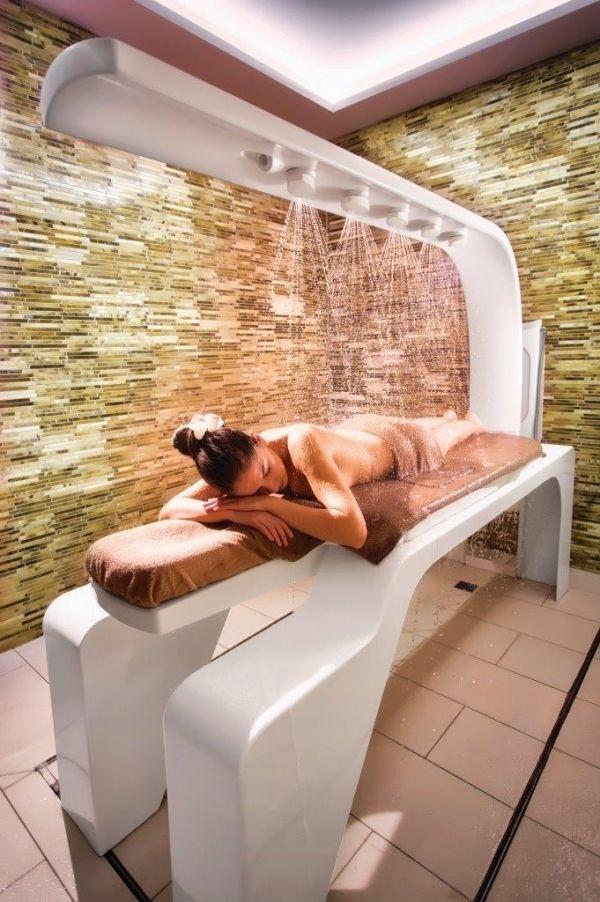 vichi spa shower for massage | Vichy shower massage
