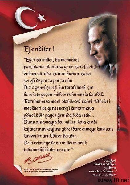 29 Ekim – Cumhuriyet Bayramı