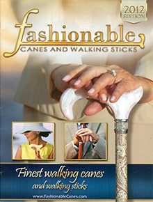 Picture of walking canes from Fashionable Canes & Walking Sticks catalog  #MySpringFashionPalette @catalogs