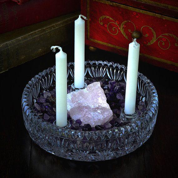 Wiccan Wedding Altar: 1000+ Ideas About Crystal Wedding Decor On Pinterest