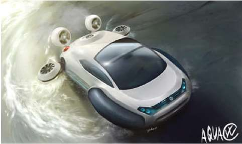 Volkswagen Aqua Will Cope with the Changing Chinese Landscape trendhunter.com