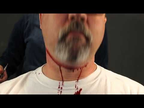 Stage Prop Blood-Squirting Razor - YouTube