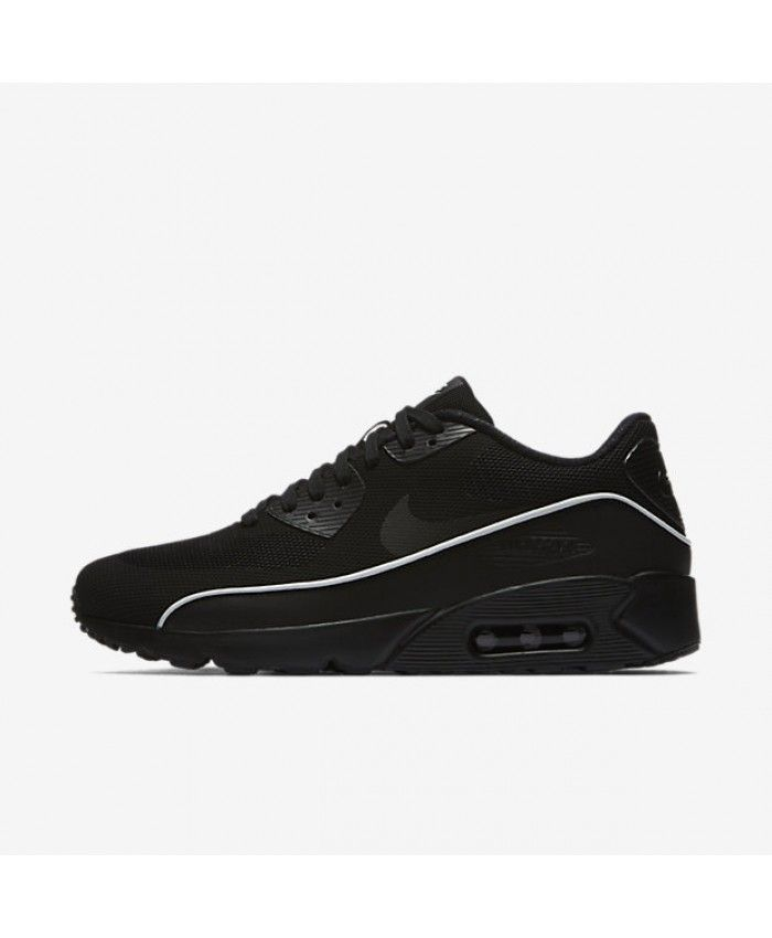 Nike Air Max 90 Ultra 2.0 Essential Black Mint Foam Black 875695 009 Outlet  UK 99582b2f8549