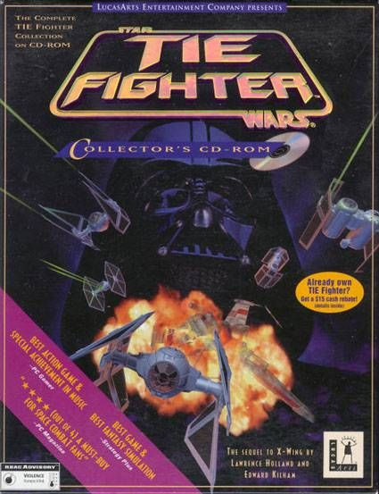 TIE Fighter CD Collectors Edition - PC