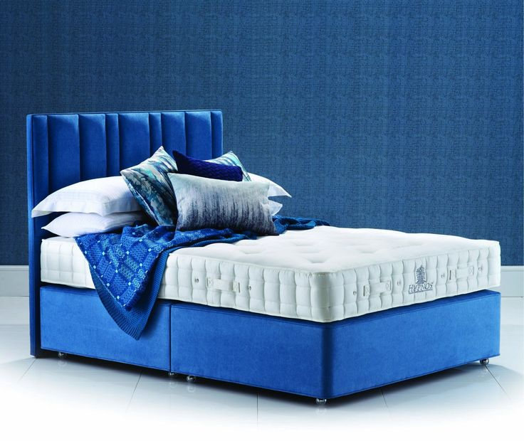 Hypnos Luxury No Turn Deluxe Super King Size Zip & Link Bed for £1,663.00