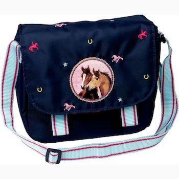 Τσάντα ώμου Άλογο